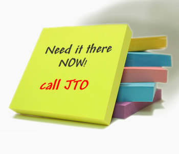 CONTACT JTO Courier for fast courier / delivery service